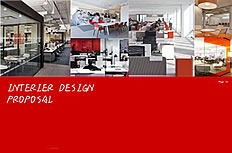 Decoration Company Profile ppt template