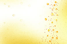 Golden Fashion ppt background image
