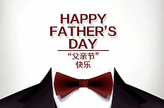 Happy Father's Day ppt template